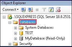 Open MDF File