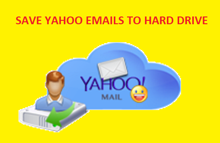 Download and Save Yahoo Emails to Hard Drive As a Backup