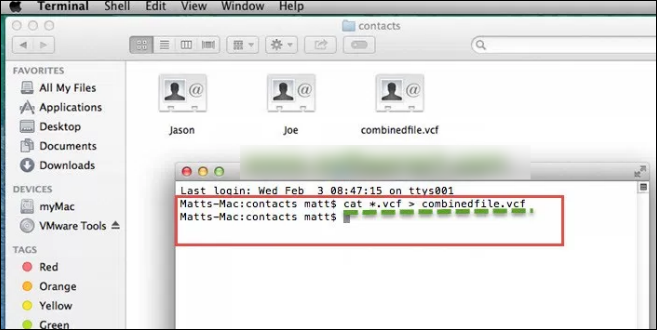 Learn How To Merge Multiple VCF Files On Mac | Mailbox Reader