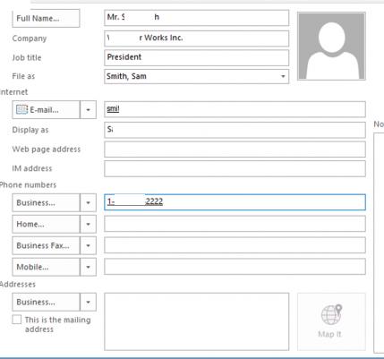 Import PST Contacts to Exchange 2010 Mailbox Via Exchange